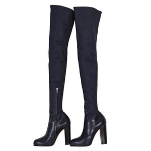 Cline Navy Boots