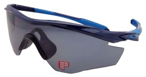 Oakley Polarized OAKLEY M2-FRAME Sunglasses OO9212-07 Navy-Blue Frame