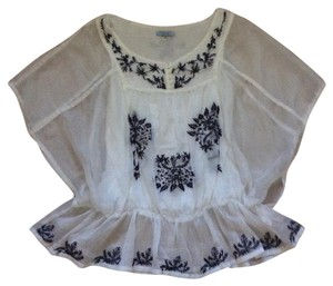 Do & Be Top Antique white and black