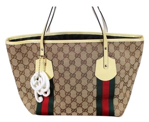 Gucci Tote in Yellow
