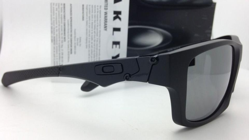 1ac6c1959b Oakley Jupiter Squared Oo9135-09 Black W  Black Iridium Polarized W Iridium  Sunglasses