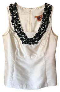 Tory Burch Silk Beading Tunic