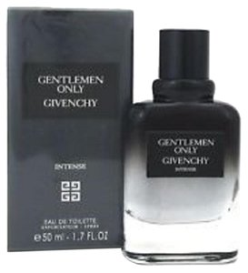 Givenchy GIVENCHY ONLY GENTLEMEN INTENSE 1.7 oz /50 ml EDT Spray men,New.