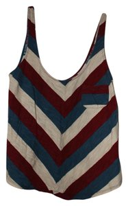 BDG Top Red, White, Blue