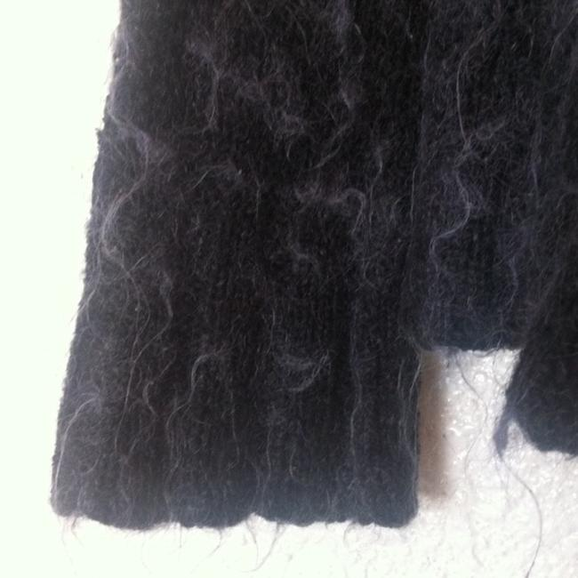 Free People Mohair Shaggy Wide Sleeve Sweater