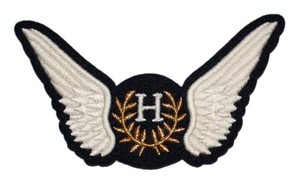 Tommy Hilfiger Iron-on Patches (Set of 3)