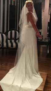Paloma Blanca Paloma Satin Wedding Dress