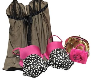 Victoria's Secret Five Piece Gift Set with Gift Bag