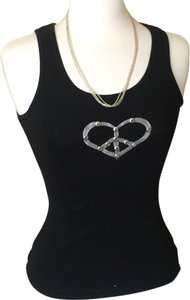 Only Mine Top Black