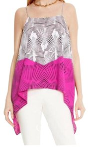 Vince Camuto Top Pink, White, Black