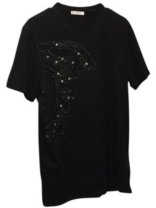 Versace T Shirt Black
