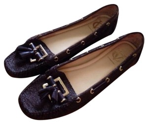 Vince Camuto Brown Flats