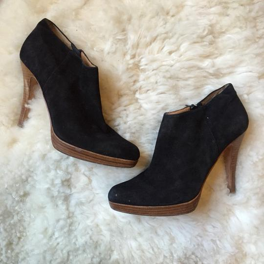Steven by Steve Madden Ankle Suede black Boots
