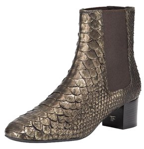 Tom Ford Olive Boots