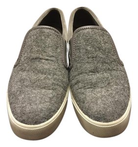 Vince Leather Sneaker GREY Athletic