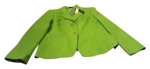 Talbots Lime green Jacket
