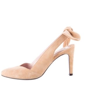 Carven Camel Pumps