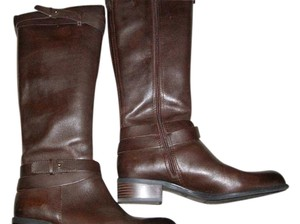 Franco Sarto Canary Leather brown Boots