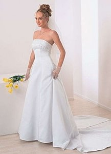 Alfred Angelo 1933 Wedding Dress