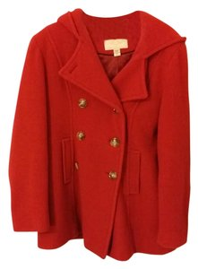 Covington Hooded Pea Coat