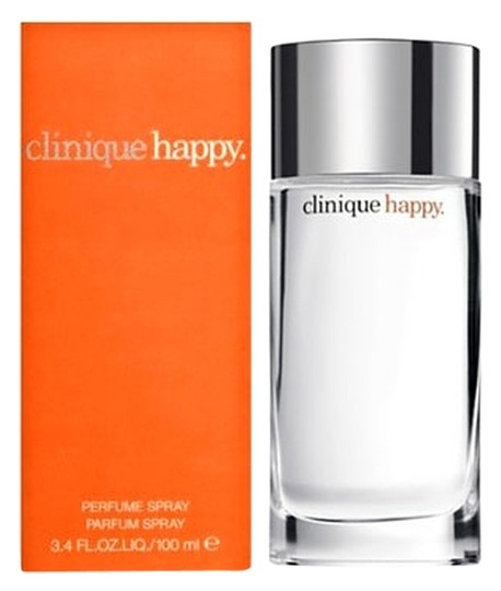 Clinique Happy Perfume Spray for Woman 3.4oz/100 ml