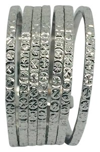 Other Rhodium Plated 7 Days Ring
