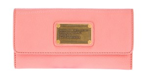 Marc by Marc Jacobs Classic Q Continental Flap Leather Wallet