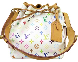 Louis Vuitton Multicolor Canvas Noe Hobo Lv Shoulder Bag