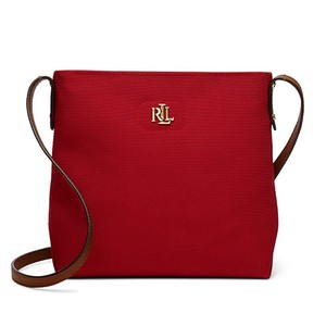 Ralph Lauren Nylon Canvas Cross Body Bag