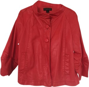 Bagatelle orange/red Leather Jacket
