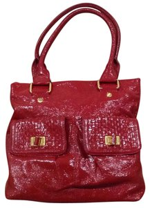 Elliot Lucca Tote in Red