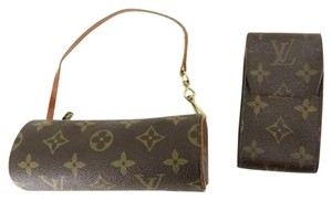 Louis Vuitton Wristlet & Cigarette Case Wholesale Set 208356