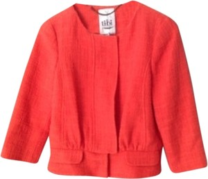 Tibi Orange/Coral Blazer