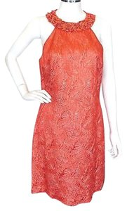 Michael Kors Brocade Dress