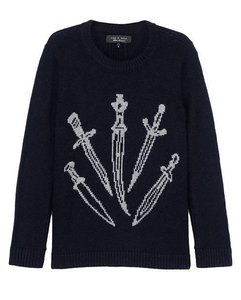 Rag & Bone Big Dagger Sweater