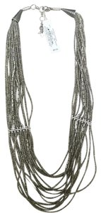 Lucky Brand NWT Lucky Brand Silver Multi-Chain Necklace