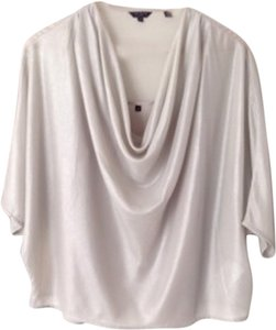 Ted Baker Dolman Top Silver