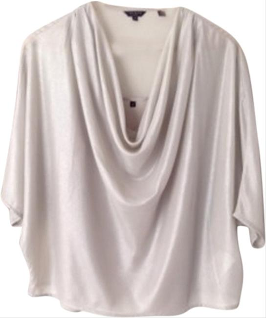Ted Baker Dolman Night Out Top Silver