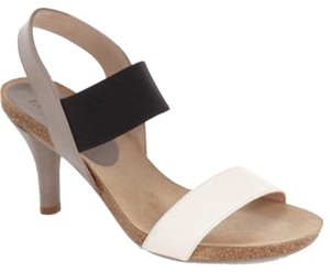 Anyi Lu Black / tan Pumps
