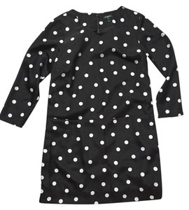 J.Crew Dot Shift Dress