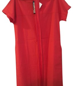 Max Mara short dress Red on Tradesy