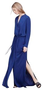 Blue Maxi Dress by Vince