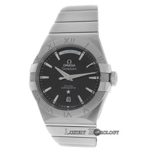 Omega New Omega Constellation 123.10.38.22.01.001 Chronometer Co - Axial