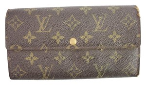 Louis Vuitton Monogram Sarah Bifold Wallet 22LVA912