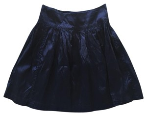 Calypso St. Barth Mini Skirt Royal Blue/Navy