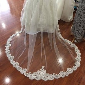 Handmade Veil Perfect Condition