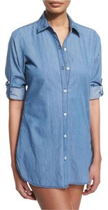 Tommy Bahama Boyfriend Chambray Shirt Coverup!