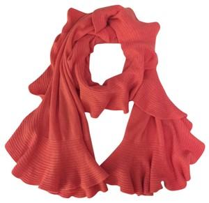Magaschoni Ruffle-trimmed Cashmere Shawl WN122659