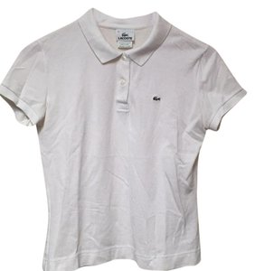 1c4b8a654 Lacoste Button Down Shirt. Lacoste Polo Button-down Top Size 8 (M)