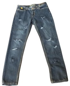 House of Deron Straight Leg Jeans